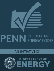 Penn Residential Energy Codes is a DOE Initiative