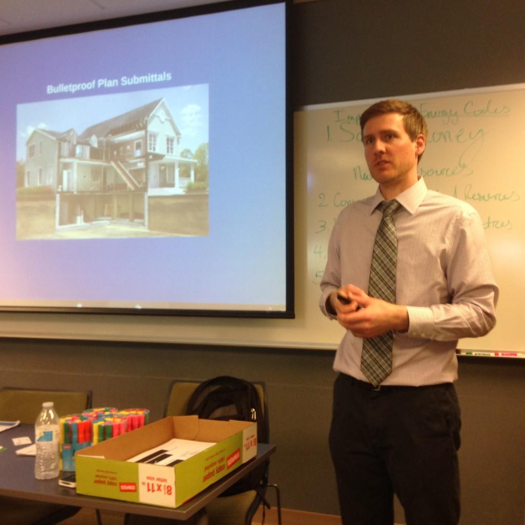 Penn Energy Codes Trainer – Mike Turns